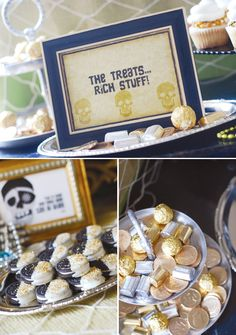a goonies themed birthday party - love it so so much!