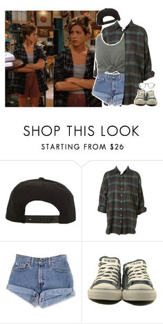 """""""Set 295 -"""" by xjulie1999 ❤ liked on Polyvore featuring mode, Roark, Converse en Ray-Ban"""