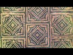 *Textile Design - Block Printing using Decolourant