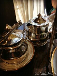 The Melbourne Series - High Tea at The Langham Hotel
