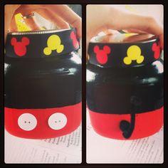 DIY Disney Savings Jar