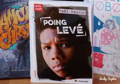 #Romans #bookaddict #livre #lecture #ados #poingleve #racisme #confinement #college #yaelhassan #lemuscadier Tommie Smith, Mississippi, Roman, Album Jeunesse, Lectures, Cover, Books, Raised Fist, School Projects