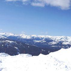 Peak of Whistler