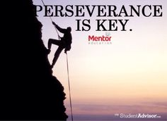 Word of the day.... Perseverance