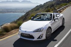 Toyota FT-86 Open Concept Unveiled Ahead of 2013 Geneva Auto Show