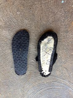 Do your #Birkenstock s look like this? Learn how to fix them just in time for cold weather.  http://www.diyfootwear.com/resole-footwear/  #DIY #DIYfootwear #resole