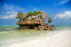 Rybí restaurace (Zanzibar)