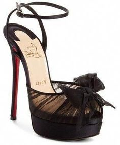 014e64d4a7a9 Trendy High Heels For Ladies   Christian Louboutin Artydiva Platform Ankle  Strap Sandal