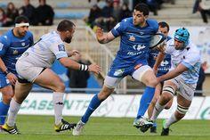 SU Agen vs Colomiers Rugby Scores Live - France - Pro D2