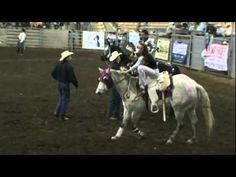 Trick Riding (ABT Finals)  � Dallas and Shadow Montag