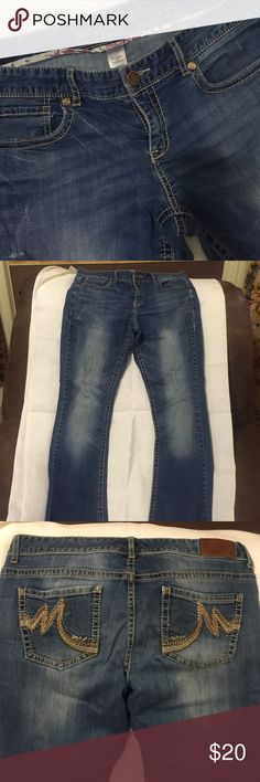 Maurice Jeans Size 11/12R $18 PRICE DROP 💖 Maurice Jeans Size 11/12R very soft denim jeans/preloved but lots of life left!! $18 Maurices Jeans