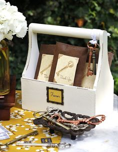 """""""Keys To Success"""" Graduation Party http://celebrationsathomeblog.com/portfolio/keys-to-success-graduation-party"""