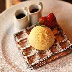 Gaufres Au Sucre : une recette de desserts facile et gourmande.