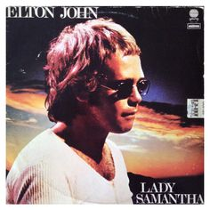 #EltonJohn - #LadySamantha - #vinil #vinilrecords #music #rock