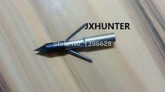 60PK Classical Bow fishing Arrowhead Broadhead Arrow Tip fishing arrow tip Archery Hunting 2 Fixed Blades(China (Mainland))