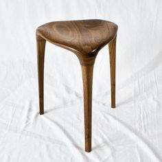 "49 Likes, 2 Comments - Jochen Heinzmann (@tinkermadewood) on Instagram: ""Sparc stool in walnut . . . #sparc #stool #furnituredesign #furniture #handmade #handcrafted…"""