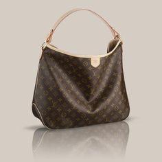 Louis Vuitton Delightful Monogram MM - - Sacs-a-main