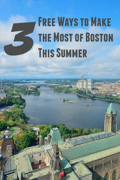 3 Free Ways to Make the Most of Boston This Summer (ad)