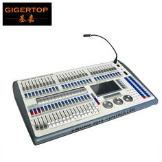 TIPTOP Mini 2048 Scanner Console China Stage Light Controller Manufacturer R20 Pearl Light Library Built-in Graphics Effect Price: USD 1722 | United States