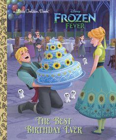 Best Birthday Ever (Disney Frozen), The