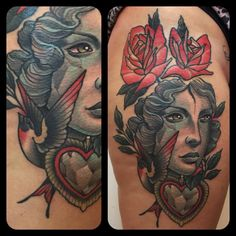 Electric Tattoos   Christophe Bonardi    Check out electrictattoos'...
