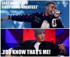Haha Drake & Em <3