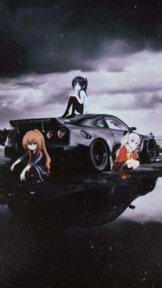 Evil Anime, Anime Neko, Anime Kawaii, Dark Anime, Jdm Wallpaper, Anime Wallpaper Live, Cartoon Wallpaper, Amoled Wallpapers, Hd Anime Wallpapers