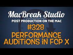 New MacBreak Studio episode - Performance auditions in Final Cut Pro X! http://www.motionvfx.com/B4197  #macbreak #fcpx #fcp #filmmaking #filmmaker