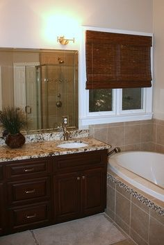 one stop kitchens and complete home remodeling Bath Remodel, Kitchen Remodel, Kitchen Cabinets For Sale, Upstairs Bathrooms, Home Remodeling, Bathroom Remodeling, New Room, Corner Bathtub, Home Improvement