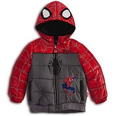 Disney Spider-Man Jacket for Boys - Personalizable