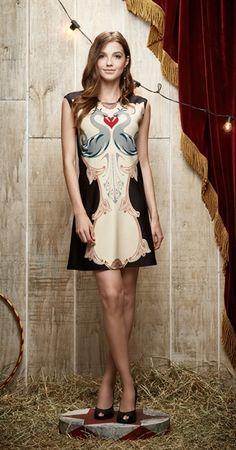 Vestido Amor Dos Cisnes. Dream dress