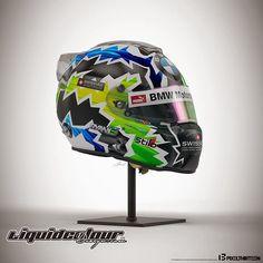 Swissvax Racing Helmets Garage
