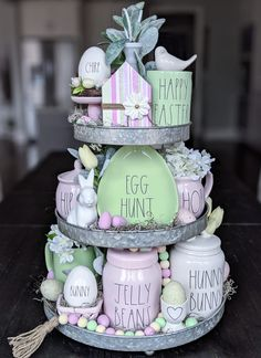 Did you survive the purge? 😂 Oh my word can IG get any crazier? On a happier note, tomorrow is Valentine's… Diy Osterschmuck, Somebunny Loves You, Easter 2021, Hoppy Easter, Easter Food, Easter Party, Easter Bunny, Diy Easter Decorations, Spring Home Decor