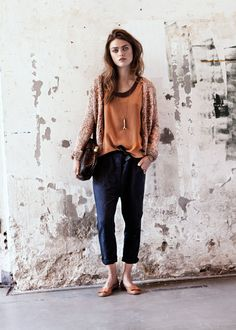 Maison Scotch SS2012 Lookbook
