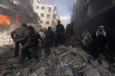 Chemical warfare has come full circle - BUSINESS INSIDER #Syria, #ChemicalWeapons, #World