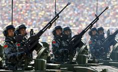 China is now encouraging private companies to take part in the country's defense market.