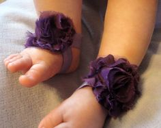 Baby  Sandal. Etsy. OMG-so adorable!
