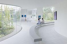 Museum von Nishizawa in Japan / Kunst im Wald - Architektur und Architekten - News / Meldungen / Nachrichten - BauNetz.de