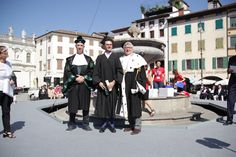 I migliori laureati a.a. 2013/2014 premiati durante il Dies Academicus