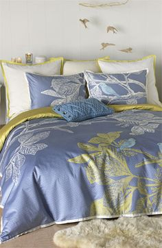 Blissliving Home 'Icelandic Dream' 300 Thread Count Duvet Set (Online Only) available at #Nordstrom