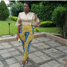 2018 African Print Styles : Stylish Ankara Collection for African Women