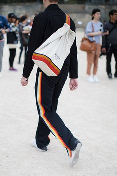 On the Street….Fashion in Detail, Paris