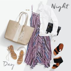 Dress for the Park to a Night Out