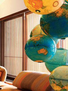 Roche Bobois globe mobile