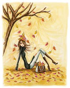 Fall by Bella Pilar