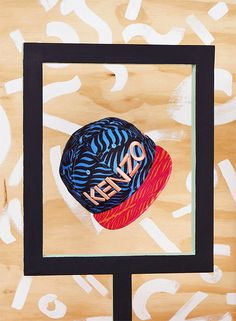 It's Nice That : Advertising: Jess Bonham and Anna Lomax nail these GIFs for KENZO