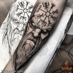 Viking symbols, Nordic runes and their meaning as an act .- Wikinger Symbole, nordische Runen und ihre Bedeutung als Tattoos Viking symbols, Nordic runes and their meaning as tattoos – decoration house - Viking Tattoo Symbol, Celtic Cross Tattoos, Norse Tattoo, Slavic Tattoo, Armor Tattoo, Belly Tattoos, Forearm Tattoos, Body Art Tattoos, Sleeve Tattoos