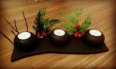 Candle holders, tealight mumluk, tea light holders,  @evita_handmade_art