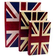 3 Piece Crawley Book Box Set