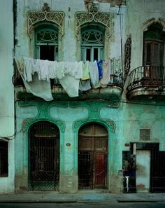 Havana Cuba. It was possibly the most inspiring place I have ever visited. I think about it most days.